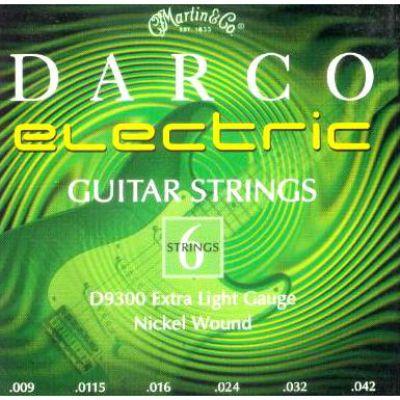 Струны Martin Guitar 41D9300