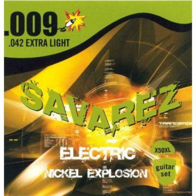 Струны Savarez X50XL