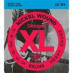 Струны D'Addario EXL145