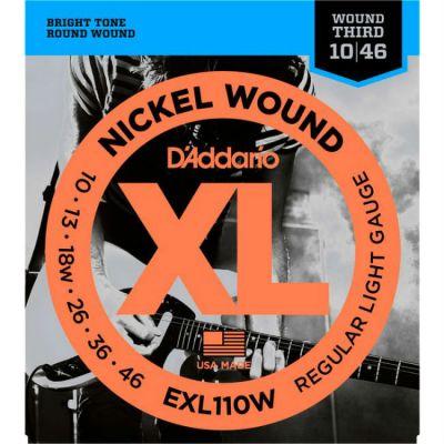 ������ D'Addario EXL-110W