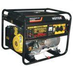Генератор Huter DY6500L 5 кВт 802016