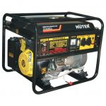 Генератор Huter DY6500LXA 5 кВт 889660