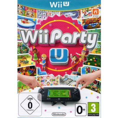 Игра для Nintendo (Wii U) Wii Party U