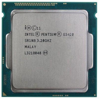 ��������� Intel Pentium Dual-Core G3420, LGA 1150, OEM CM8064601482522SR1NB