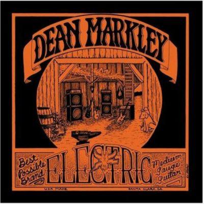 Струны Dean Markley VINTAGE ELECTRIC 1975 MED