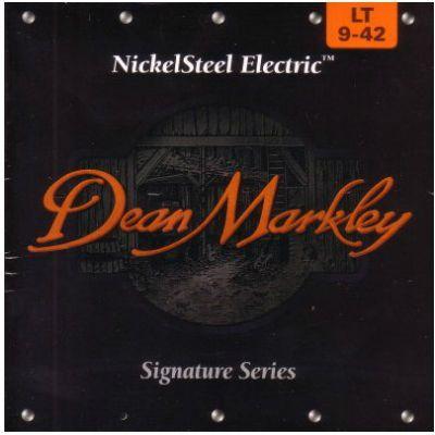 Струны Dean Markley NICKELSTEEL ELECTRIC 2502 LT