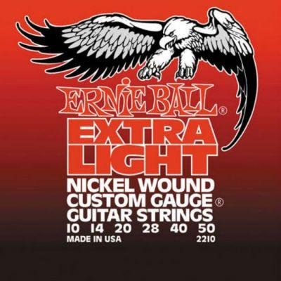 Струны Ernie Ball 2210