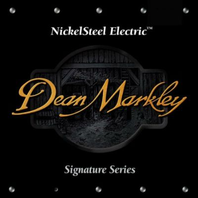 Струны Dean Markley NICKEL STEEL ELECTRIC 2504C LTHB-7