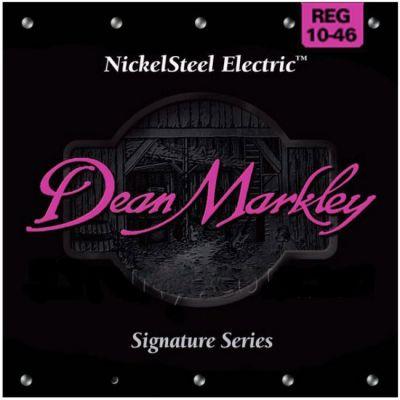 Струны Dean Markley NICKELSTEEL ELECTRIC 2503 REG