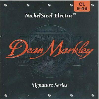 Струны Dean Markley NICKELSTEEL ELECTRIC 2508 CL