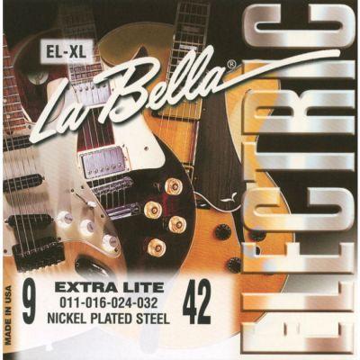 Струны La Bella EL-XL