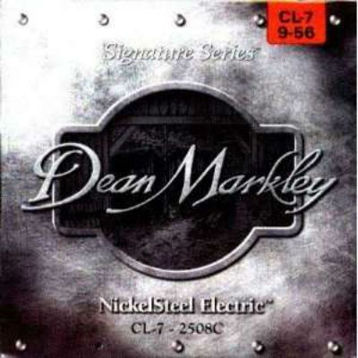 ������ Dean Markley NICKELSTEEL ELECTRIC 2508 7-�-CL