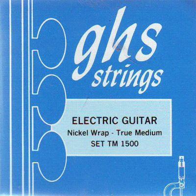 Струны GHS TM1500