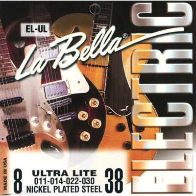 Струны La Bella EL-UL