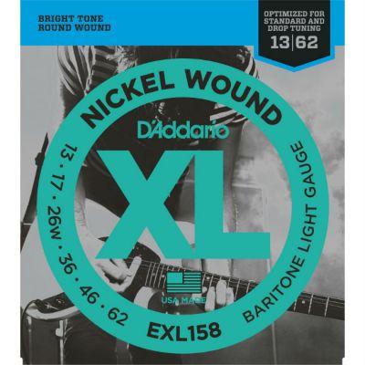 Струны D'Addario EXL-158