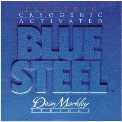 Струны Dean Markley BLUE STEEL ELECTRIC 2558 LTHB