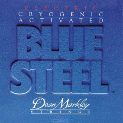 Струны Dean Markley BLUE STEEL ELECTRIC 2562 MED (20W/18P)