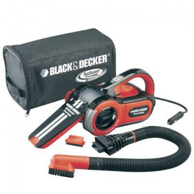 Пылесос Black & Decker ручной (автомобильный) PAV1205 695177