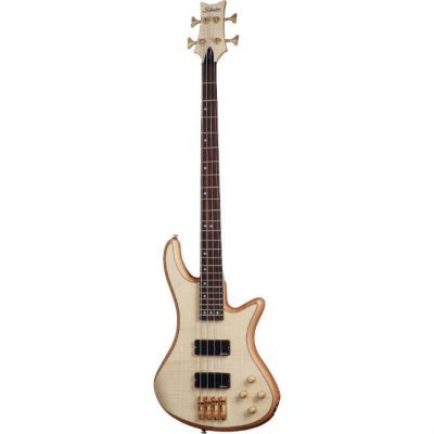 Бас-гитара Schecter Guitar STILETTO CUSTOM-4 NAT
