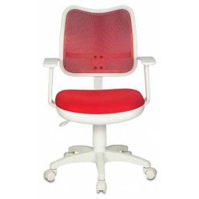 Офисное кресло Бюрократ CH-W797/R/TW-97N красный