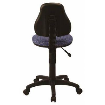 Офисное кресло Бюрократ KD-4/55-3 синий бабочки KD-4/55-3