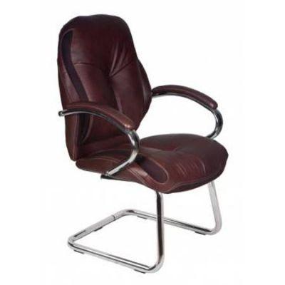 Офисное кресло Бюрократ офисное низкая спинка темно-коричневый T-9930AV/Chocolate