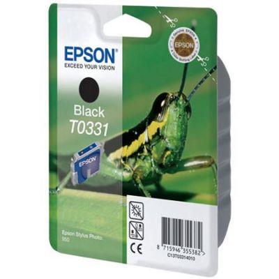 Расходный материал Epson Картридж Photo 950 черный C13T03314010