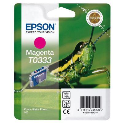 Картридж Epson 950 Magenta/Пурпурный (C13T03334010)
