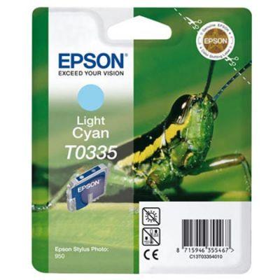 Расходный материал Epson Картридж Photo 950 светло-голубой C13T03354010