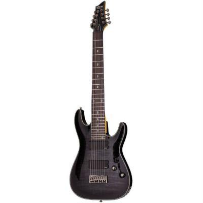 Электрогитара Schecter Guitar DAMIEN ELITE-8 TBB