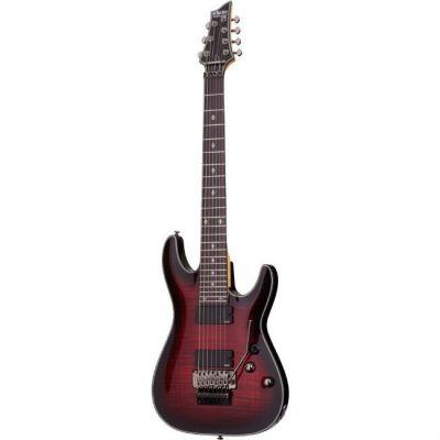 Электрогитара Schecter Guitar DAMIEN ELITE-7 FR CRB
