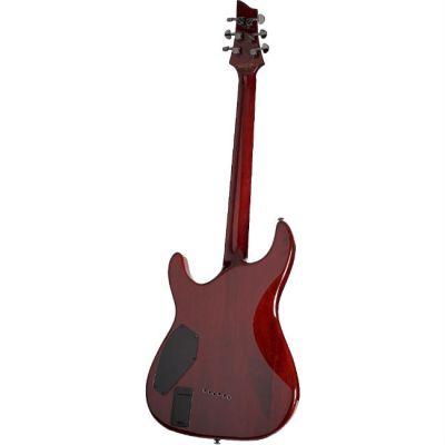 Электрогитара Schecter Guitar HELLRAISER C-1 BLACK CHERRY