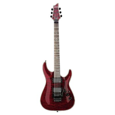 Электрогитара Schecter Guitar HELLRAISER C-1 FR BLACK CHERRY