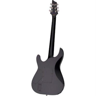 Электрогитара Schecter Guitar HELLRAISER C-1 FR GLOSS BLACK