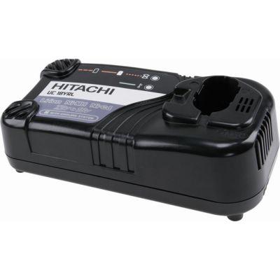 Зарядное устройство Hitachi UC18YRL (7.2 - 18 V) быстрая зарядка для Ni-MH,Ni-Cd и Li-ion аккумуляторов кассетного типа