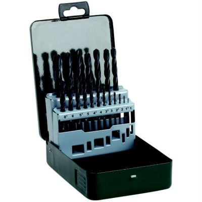 Набор Bosch по металлу 1-10 мм (19шт) 2607019435