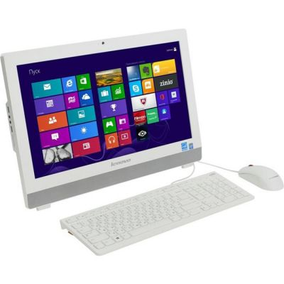 Моноблок Lenovo All-In-One S20 00 White F0AY0039RK