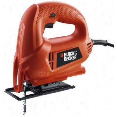 Электролобзик Black & Decker KS600E 450 Вт 695019