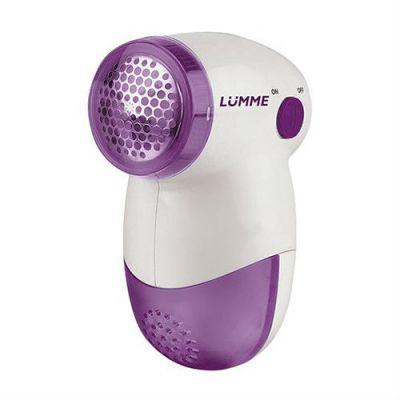 Lumme Машинка для удаление катышков, фиолетовый LU-3502