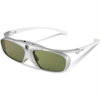 3D очки Acer E4w White/Silver DLP MC.JFZ11.00B