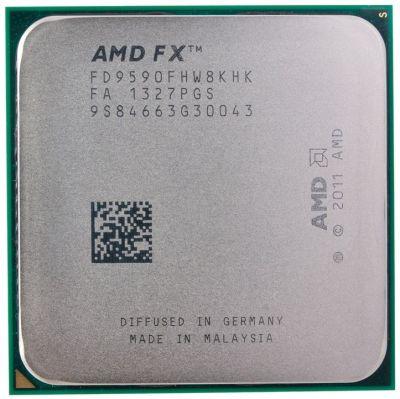 Процессор AMD X8 FX-9590 AM3+, OEM FD9590FHW8KHK