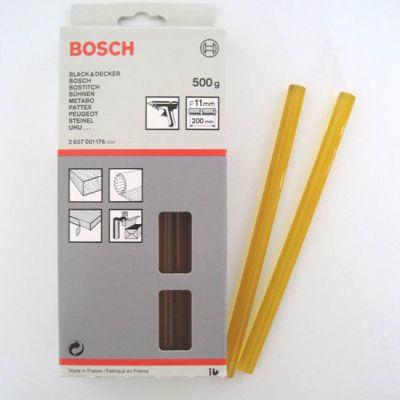 Bosch Клей желтый, длина 200 мм, масса 500 г 2607001176