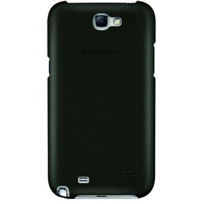 ����� Belkin ��� Galaxy Note II Shield Sheer Matte F8M505vfC00