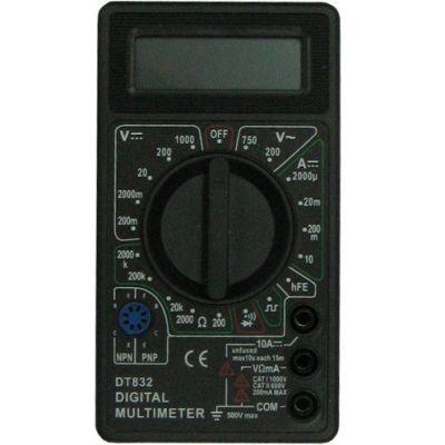 Мультиметр РЕСАНТА DT 832 802027
