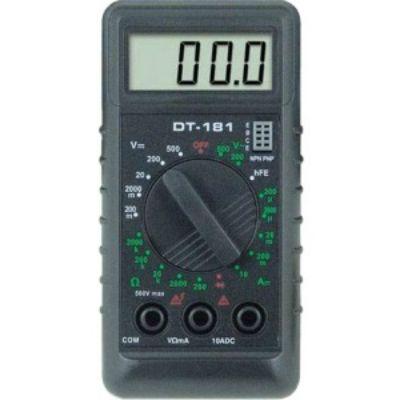 Мультиметр РЕСАНТА DT 181 802025