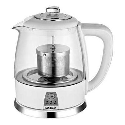Электрический чайник Marta MT-1048 white