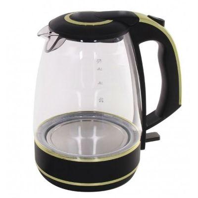 Электрический чайник Marta MT-1054 black gold