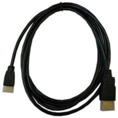 Кабель Espada mini HDMI 19M to HDMI 19M, 1.8m, V1.4 EmHDMI19-HDMI19