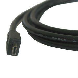 Кабель Espada micro HDMI 19M to HDMI 19M, 1.8m, V1.4 EmcHDM19-HDMI19