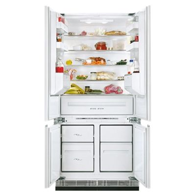Встраиваемый холодильник Zanussi ZBB 47460 DA